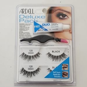 Ardell Deluxe 2-Pack Pack Lashes with Glue